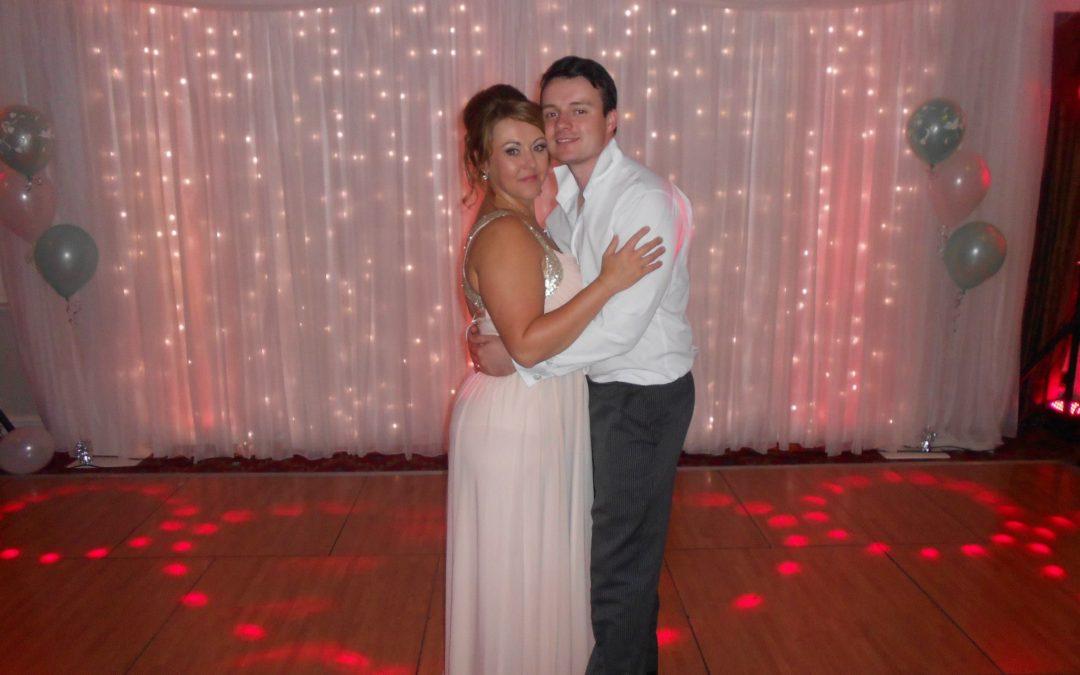 MR & MRS BROWNS WEDDING