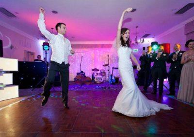 Mr & Mrs Oxtoby's 1st Dance Mottram Hall (2)