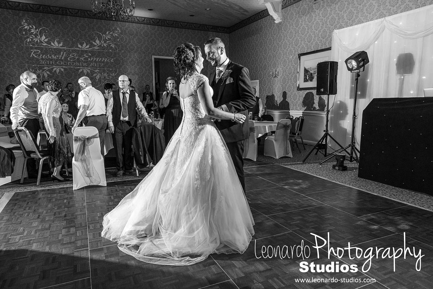 1st Dance Shrigley Hall