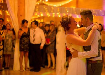 Wedding DJ Style Lodge