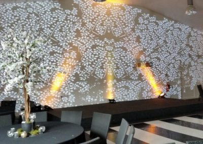 Leaf Projection for wedding & corporateevents-980x504