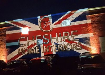 Cheshire Home Interiors Logo Projection1