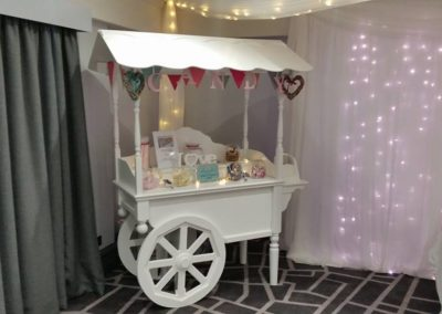 Sweet Cart candy Hire Manchester