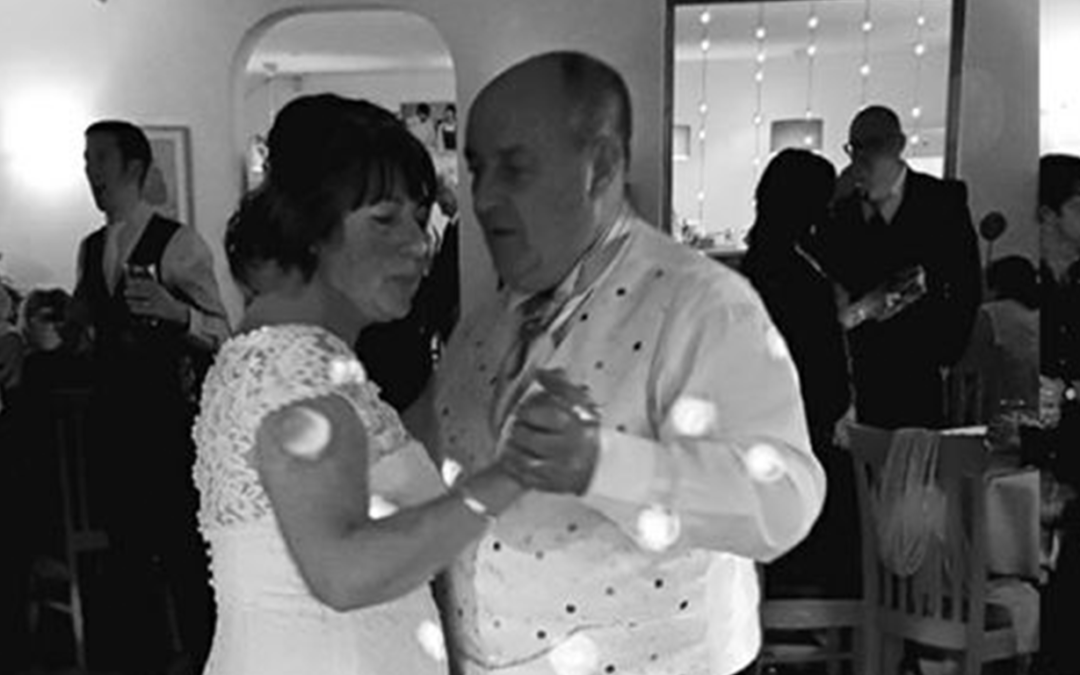 MR & MRS MORRISONS WEDDING