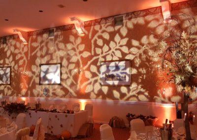 Harry Potter Themed wedding Shrigley Hall