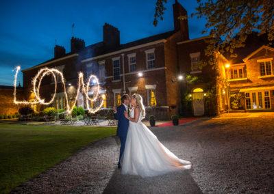 Kristie & Charlies Wedding Singleton Lodge Hotel (5)