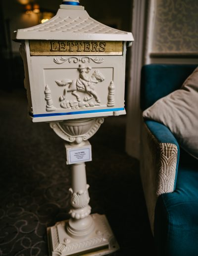 The Huntingdon Post Box